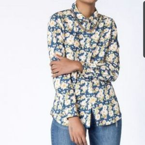 Wildfang Blossoms Button Up